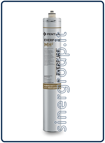 Everpure MH(2) antimicrobial antiscale replacement filter 34.000lt. - 6,3lt./min. 0,5 micron (6)