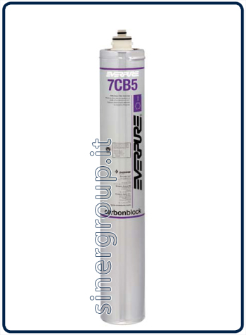 Everpure 7CB5 replacement filter 22.680lt. - 9,46lt./min. 5 micron (6) - Click Image to Close