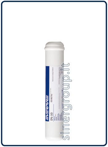 "Everpure IN-10 anticalcare filtro in linea 9.085lt. - 2,8lt./min. - 1/4"" (6)"