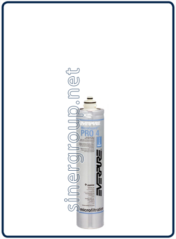 Everpure MicroGuard™ Pro4 replacement filter 13.600lt. - 3,8lt./min 0,15 micron (6)