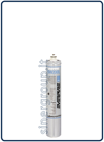 Everpure OW200L antiscale replacement filter 1.816lt. - 1,9lt./min 0,5 micron (6)